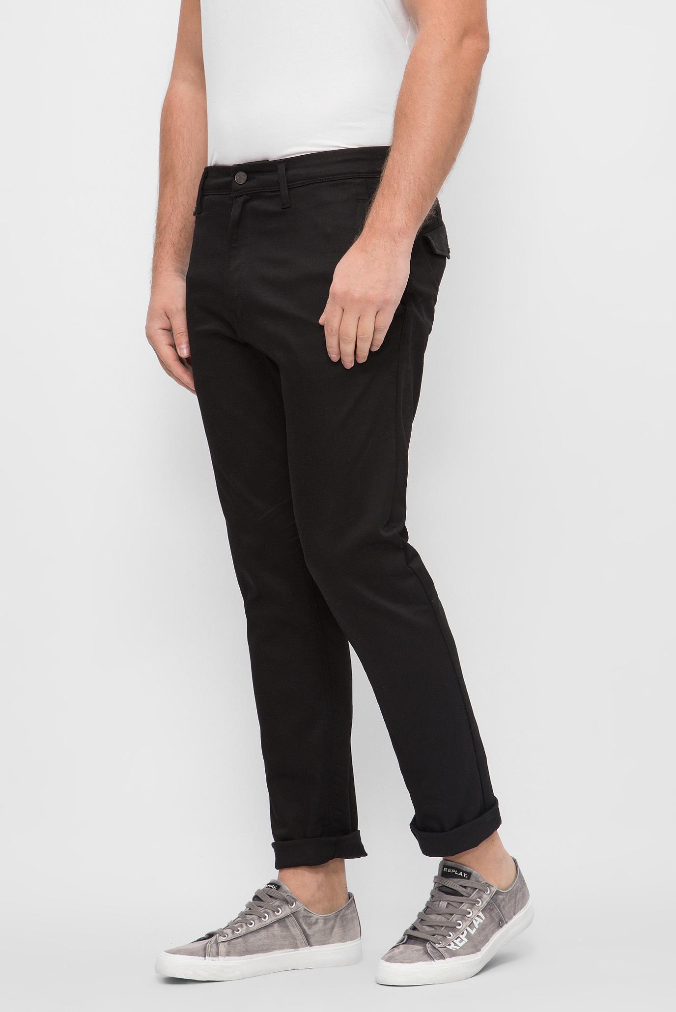 Купить Мужские черные джинсы BRERRY Replay Replay M9595 .000.661 03B – Киев, Украина. Цены в интернет магазине MD Fashion