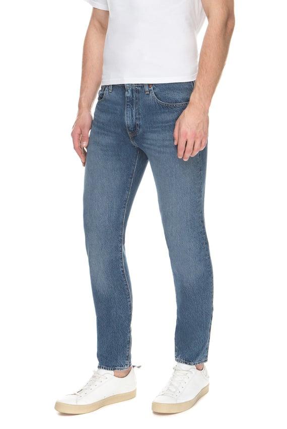 Мужские синие джинсы 512 Slim Tapered