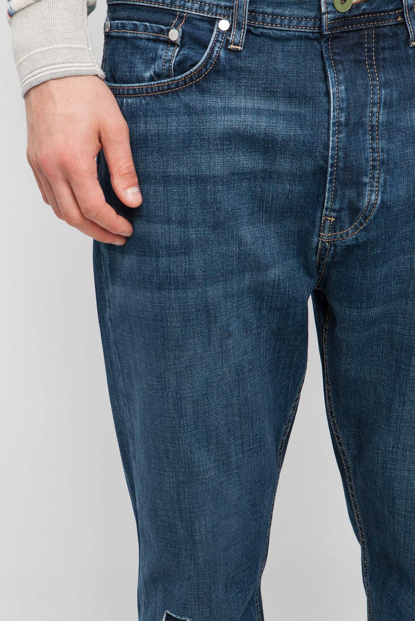 Купить Мужские синие джинсы MALTON ECO Pepe Jeans Pepe Jeans PM2024592 – Киев, Украина. Цены в интернет магазине MD Fashion