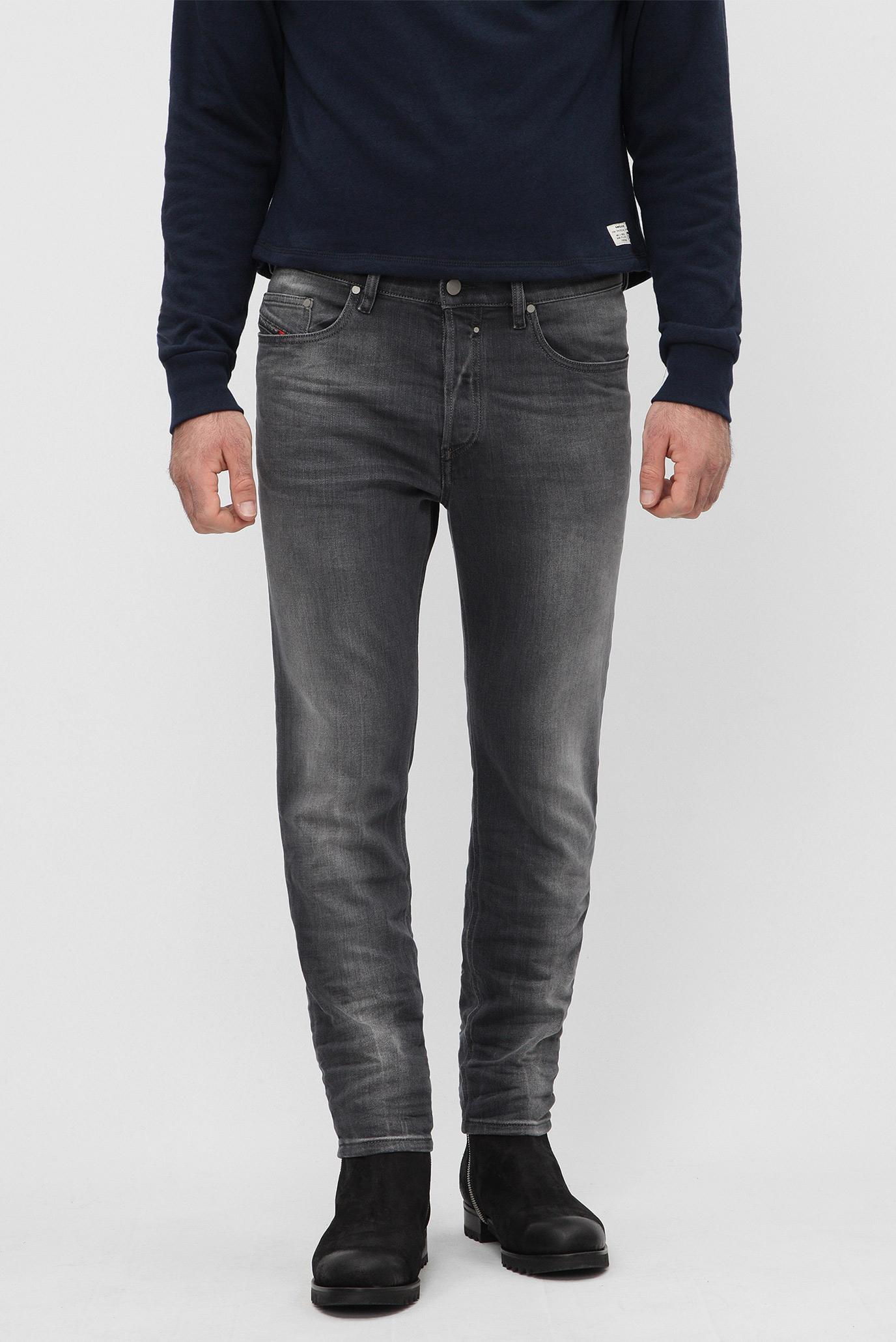 Купить Мужские темно-серые джинсы JIFER  Diesel Diesel 00SS6R 084JK – Киев, Украина. Цены в интернет магазине MD Fashion