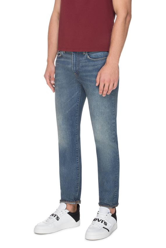 Мужские синие джинсы HI-BALL ROLL