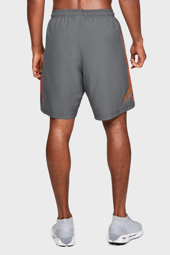 Мужские серые шорты Woven Graphic Short