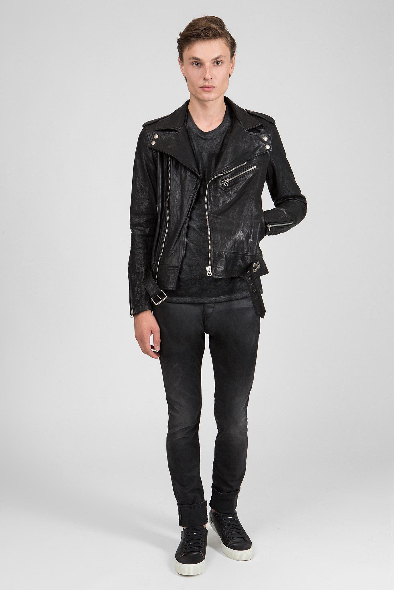 Купить Мужские черные джинсы EZHIR Replay Replay MA925L.000.13A M23 – Киев, Украина. Цены в интернет магазине MD Fashion