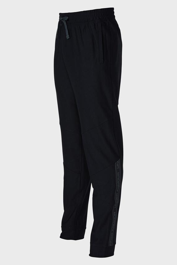 Детские черные спортивные брюки Prototype