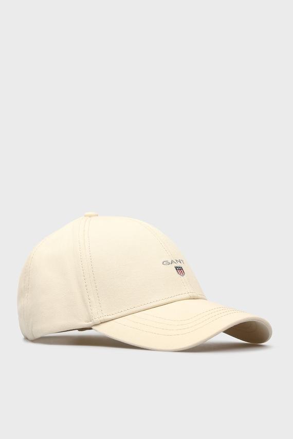 Мужская бежевая кепка