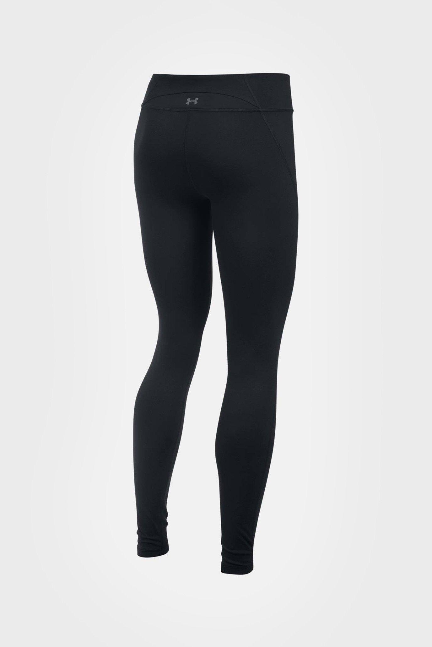 Купить Женские черные леггинсы Mirror Legging Under Armour Under Armour 1302261-001 – Киев, Украина. Цены в интернет магазине MD Fashion