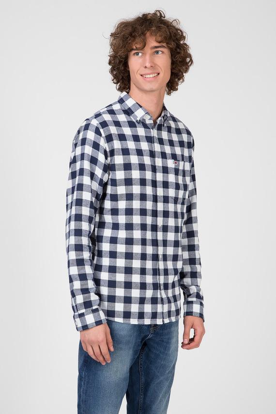 Мужская рубашка в клетку TJM SUSTAINABLE GINGHAM
