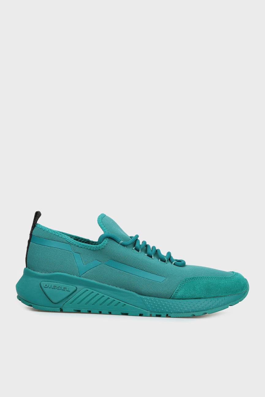 Мужские бирюзовые кроссовки