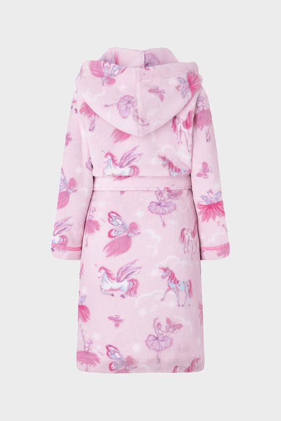Детский розовый халат VIVIANNA CHUNKY ROBE