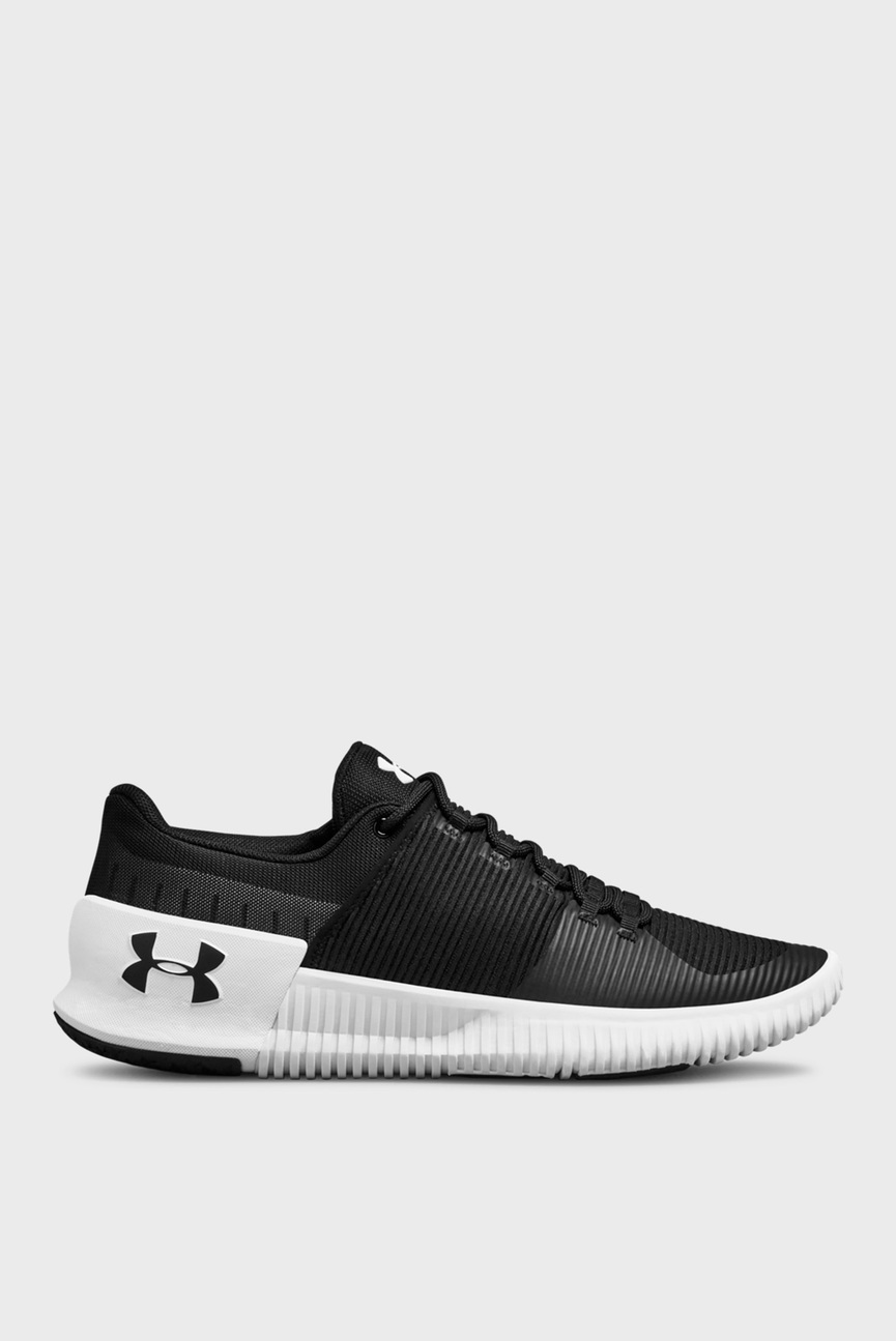 Мужские черные кроссовки UA Ultimate Speed NM