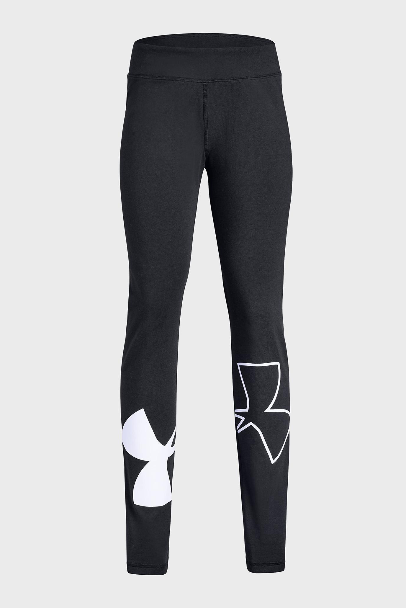 Купить Детские черные тайтсы Finale Legging Under Armour Under Armour 1331673-001 – Киев, Украина. Цены в интернет магазине MD Fashion