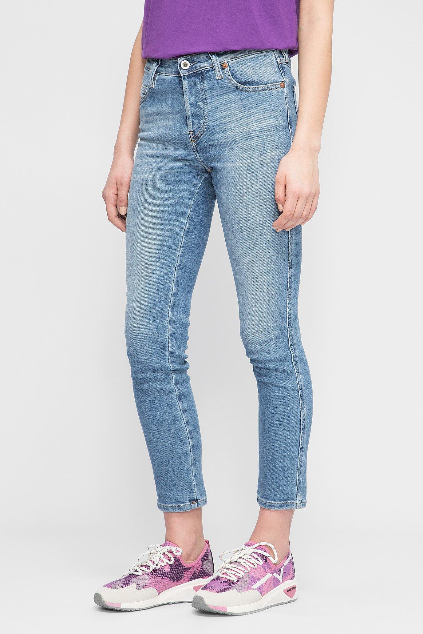 Купить Женские синие джинсы BABHILA Diesel Diesel 00S7LY 084PR – Киев, Украина. Цены в интернет магазине MD Fashion