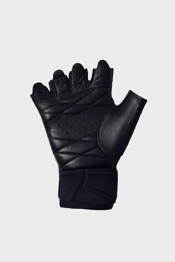 Женские черные перчатки Women's Weight Lifting Glove