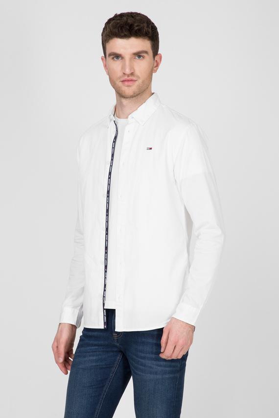 Мужская белая рубашка TJM LIGHT TWILL