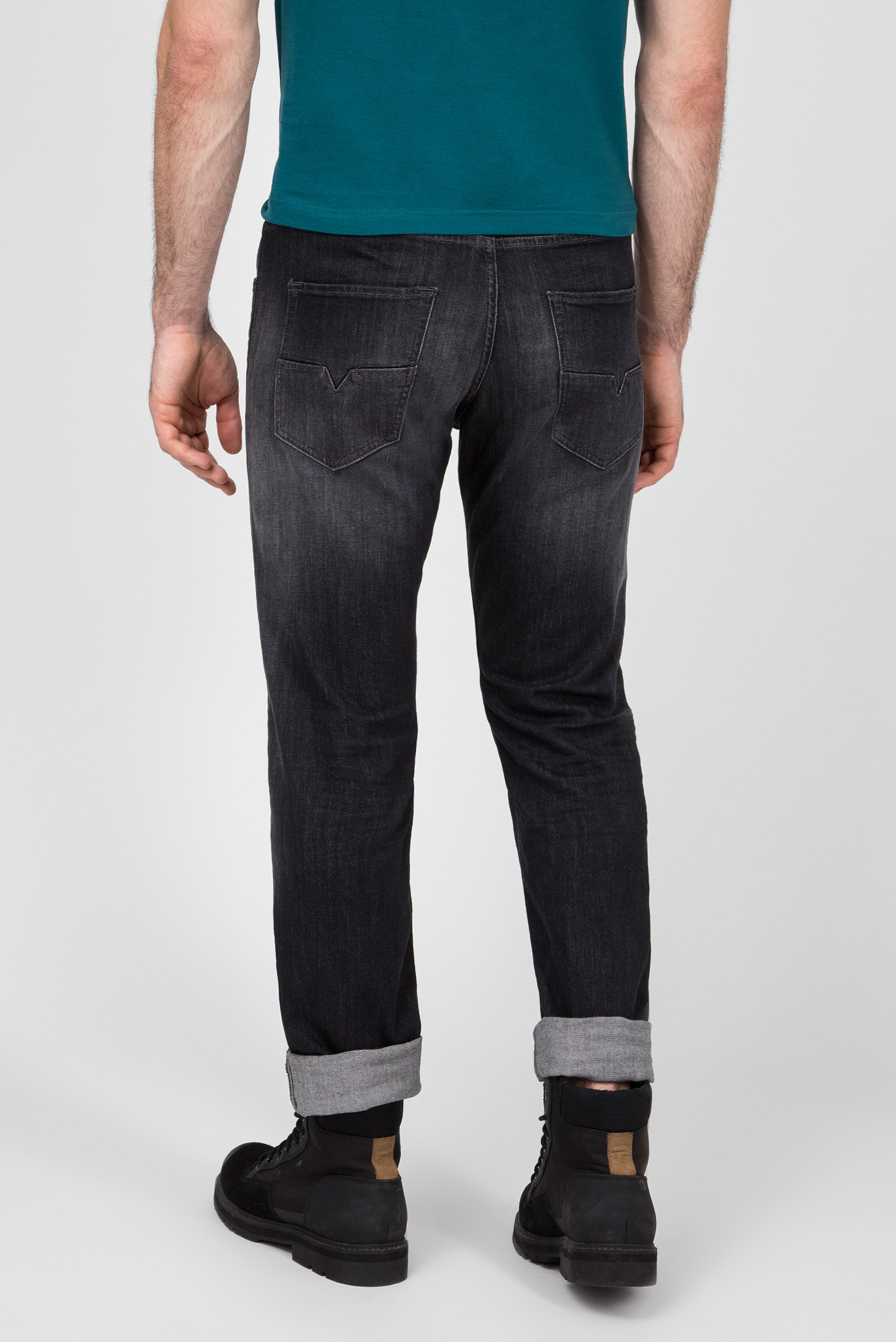 Купить Мужские черные джинсы LARKEE-BEEX Diesel Diesel 00SU1X 087AM – Киев, Украина. Цены в интернет магазине MD Fashion