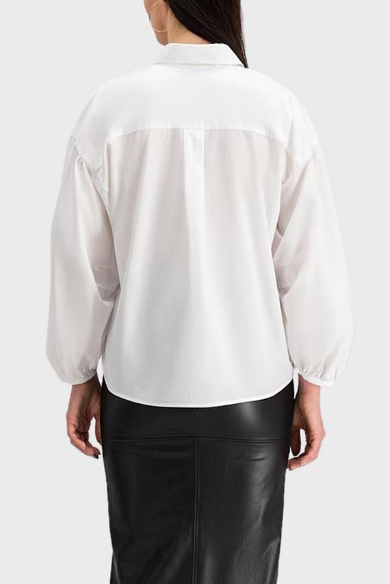 Женская белая рубашка CAMICIA