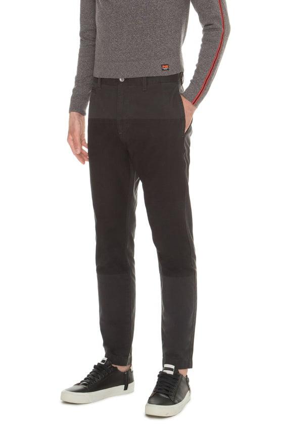 Мужские темно-серые чиносы TAPER WORK PANT