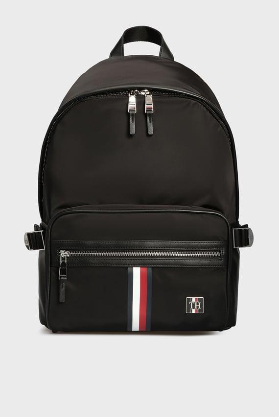 Мужской черный рюкзак CLEAN NYLON