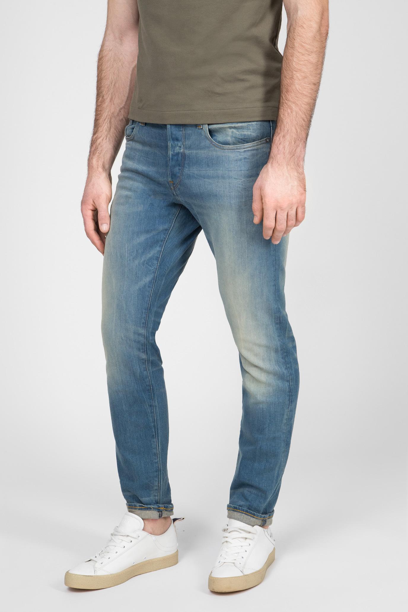 Купить Мужские синие джинсы 3301 G-Star RAW G-Star RAW 51003,6541 – Киев, Украина. Цены в интернет магазине MD Fashion