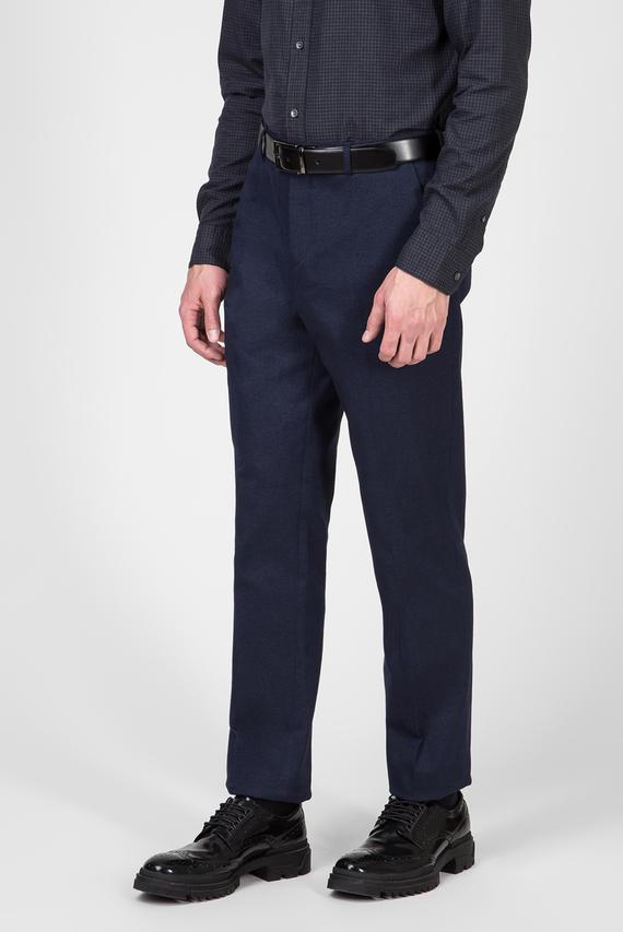 Мужские темно-синие брюки STRETCH DENIM OPTIC