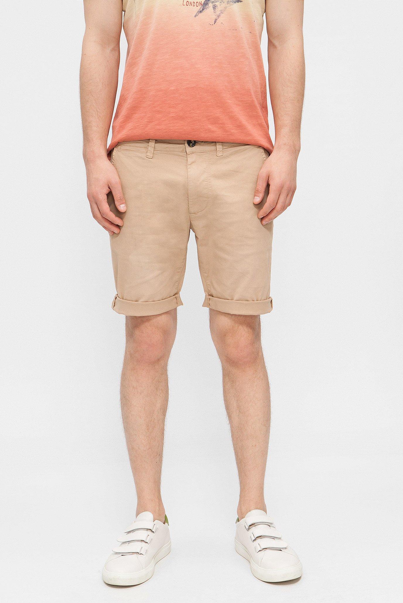 fe5bf02e992 Купить Мужские светло-коричневые шорты QUEEN SHORT Pepe Jeans Pepe Jeans  PM800227C75 – Киев