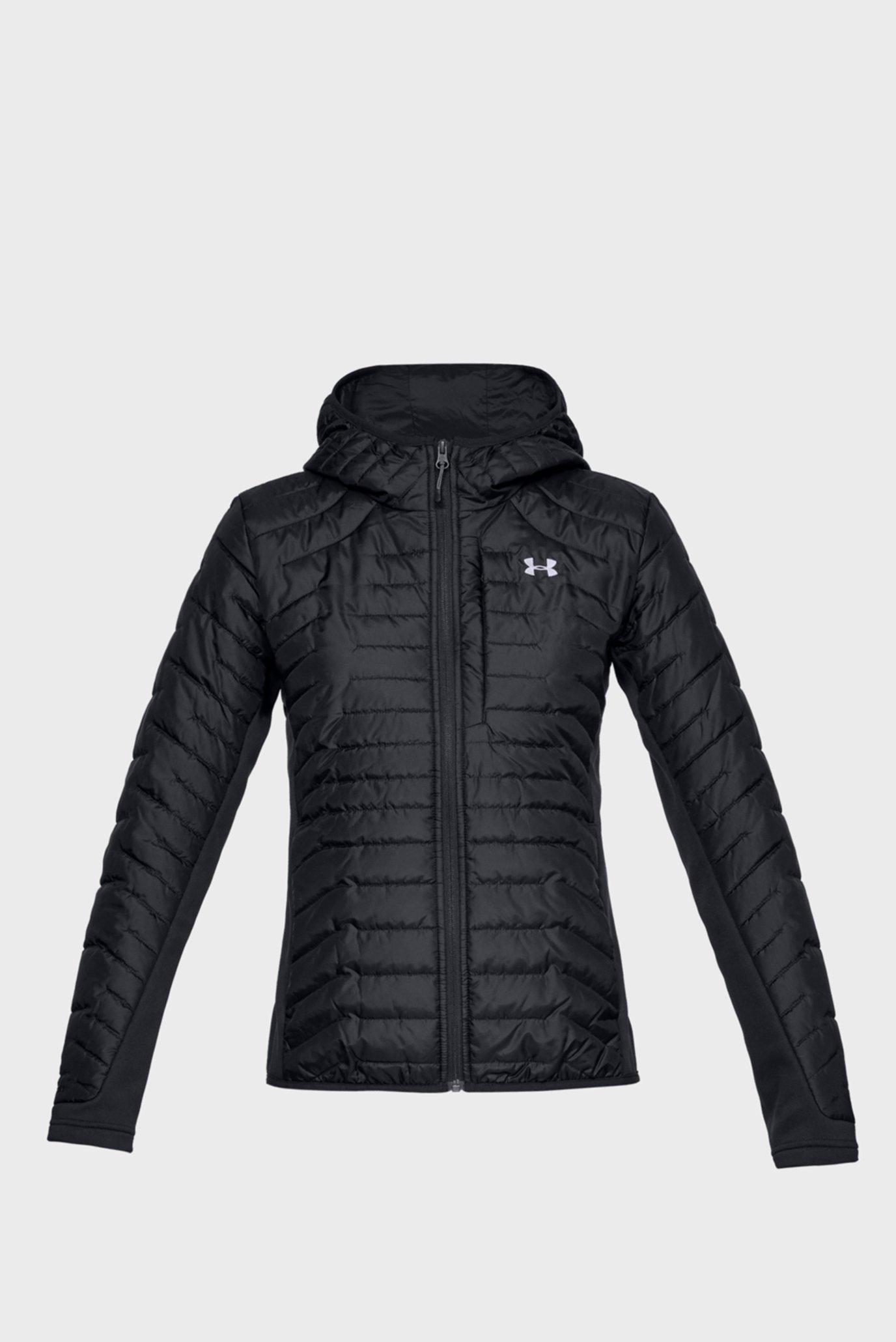 Купить Женская черная куртка UA CG Reactor Hybrid Jacket Under Armour Under Armour 1316037-001 – Киев, Украина. Цены в интернет магазине MD Fashion