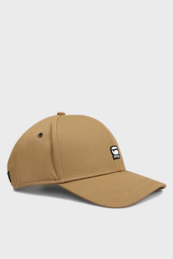 Мужская бежевая кепка Originals