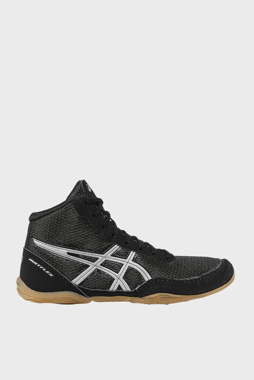 Детские черные кроссовки для борьбы MATFLEX 5 GS