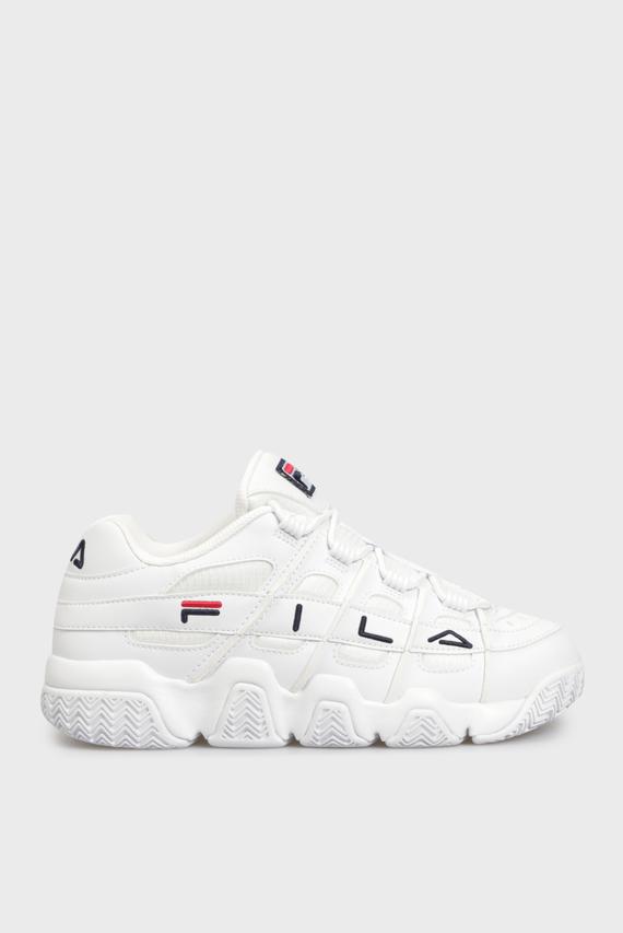 Женские белые кроссовки UPROOT