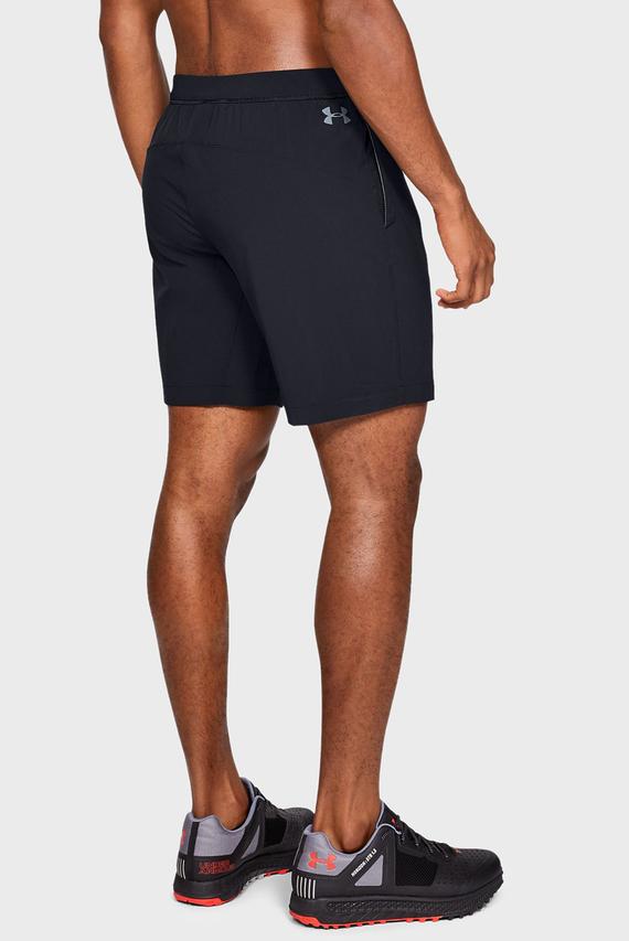Мужские черные шорты UA Fusion Short
