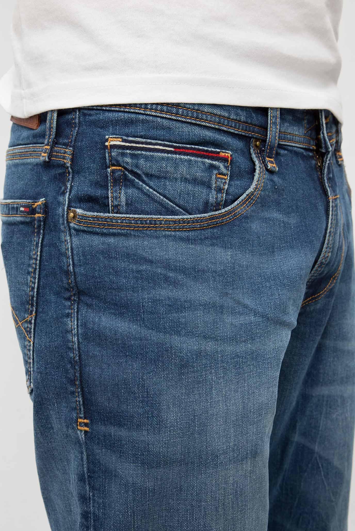 Купить Мужские синие джинсы STRAIGHT RYAN RMBCO Tommy Hilfiger Tommy Hilfiger DM0DM03613 – Киев, Украина. Цены в интернет магазине MD Fashion