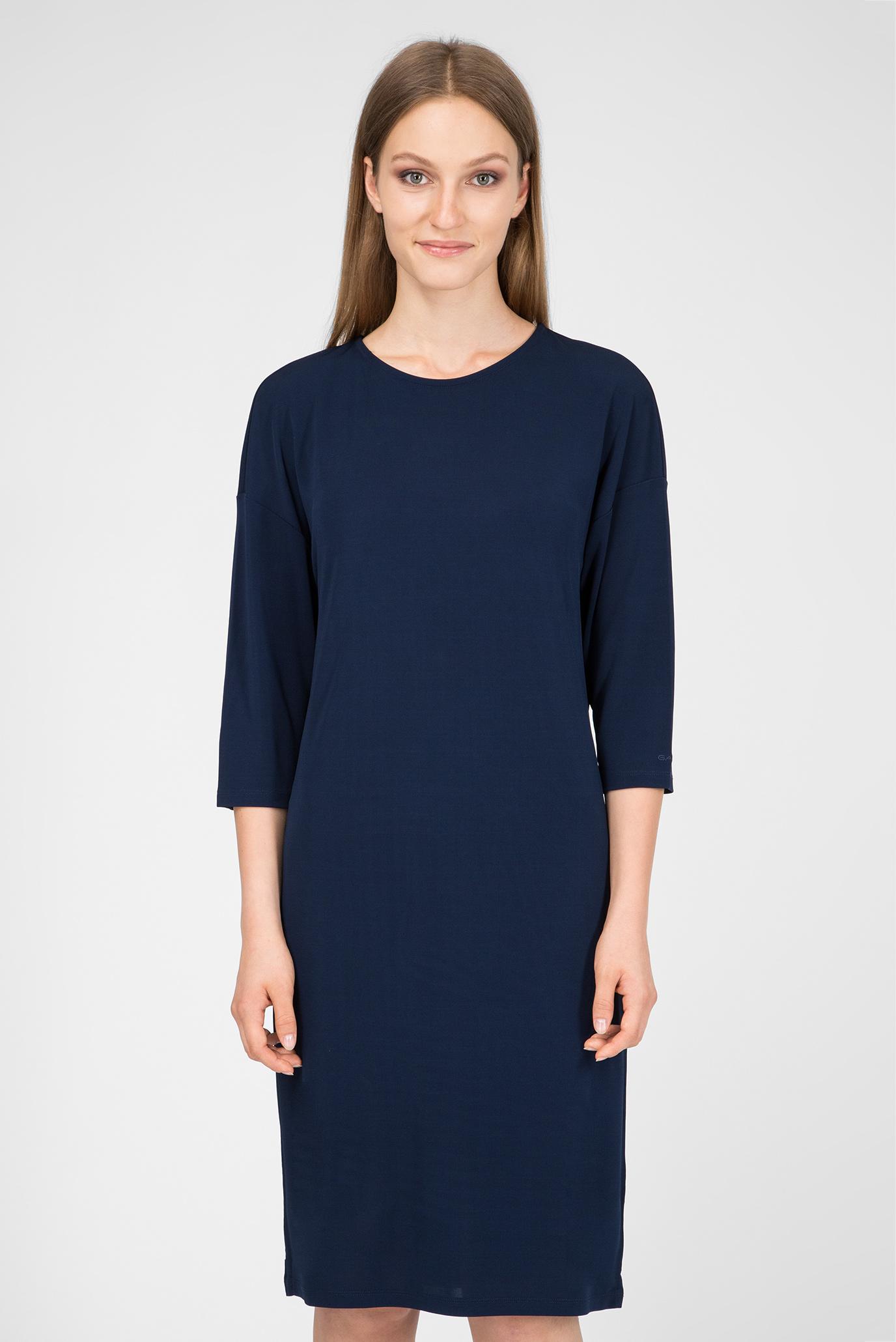 4874f4f81f67 Купить Женское темно-синее платье Gant Gant 4204309 – Киев, Украина ...