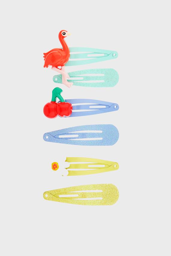 Детские заколки для волос (6 шт)