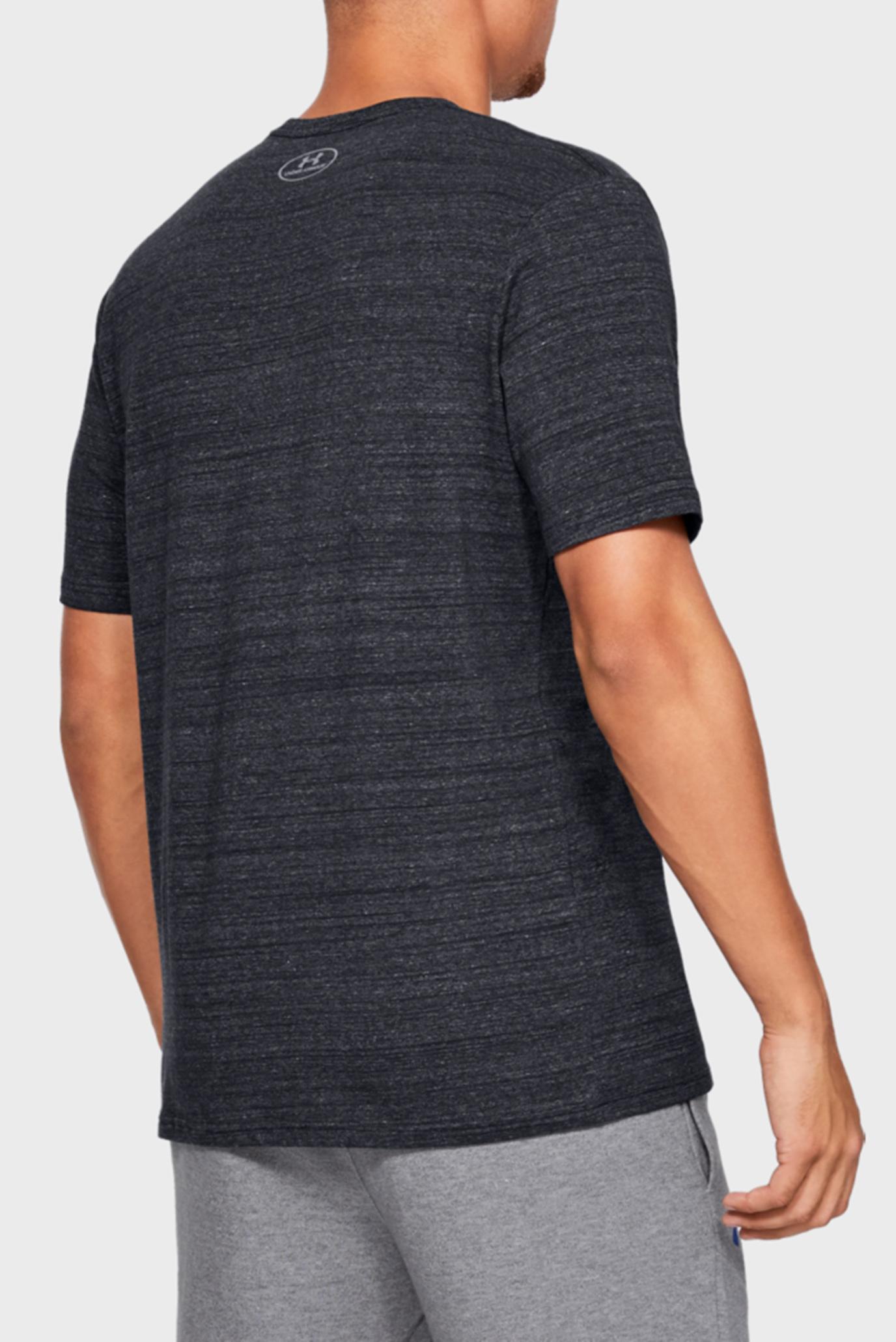Купить Мужская черная футболка PROJECT ROCK PTP STS TEE Under Armour Under Armour 1330918-001 – Киев, Украина. Цены в интернет магазине MD Fashion