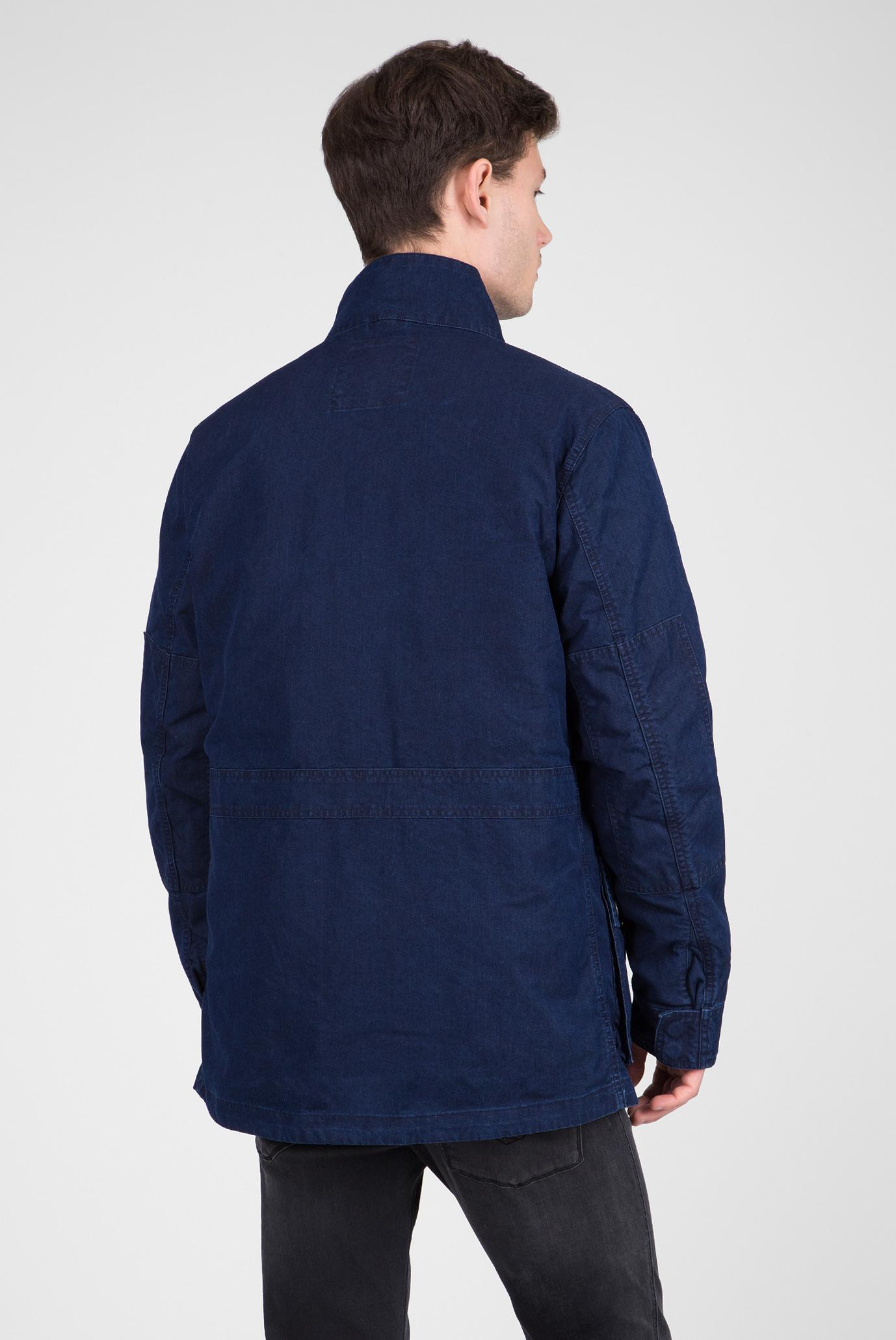 Мужская темно-синяя парка 2 в 1 LIVERY Pepe Jeans