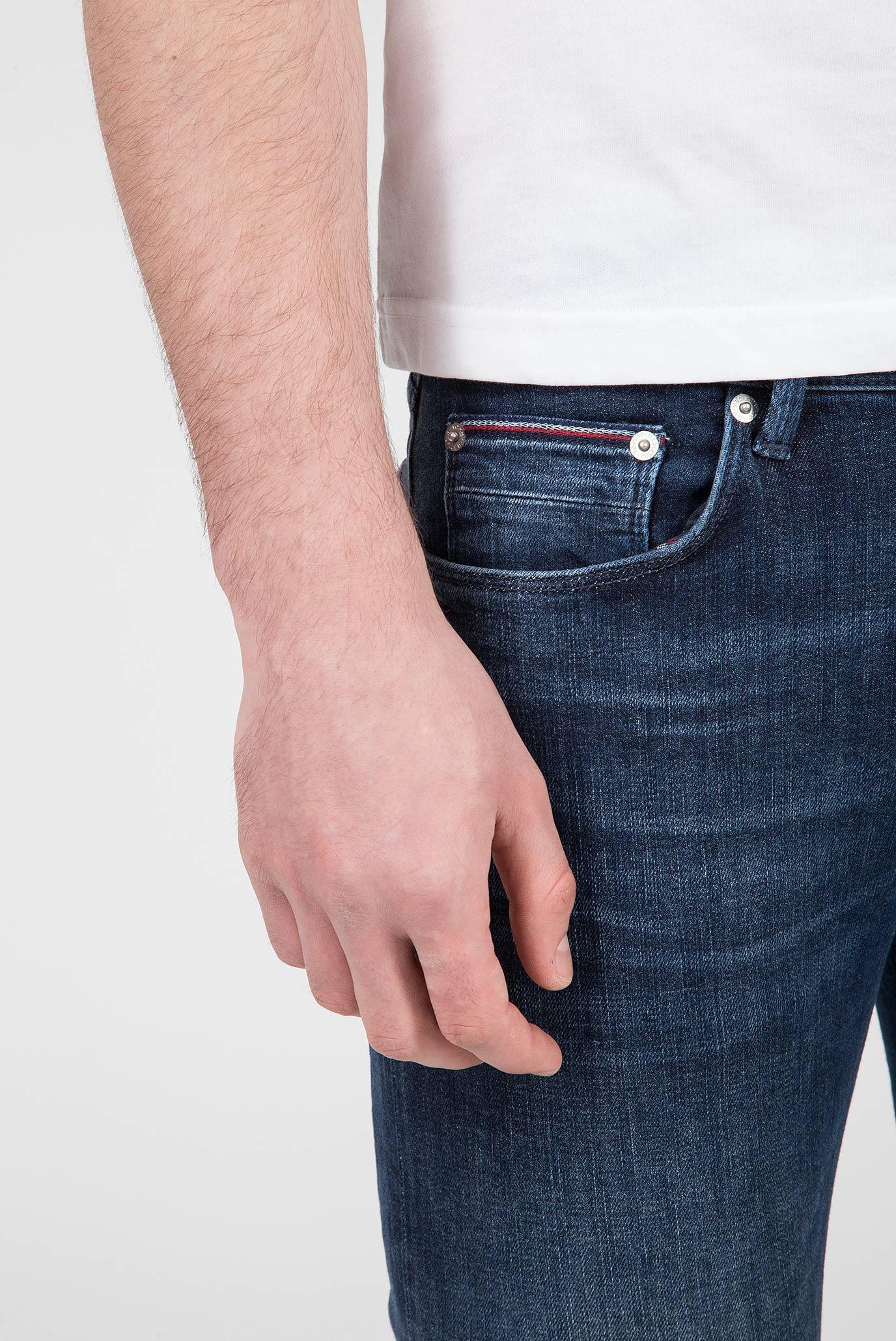 Купить Мужские синие джинсы SLIM BLEECKER PSTR ENAN Tommy Hilfiger Tommy Hilfiger MW0MW09517 – Киев, Украина. Цены в интернет магазине MD Fashion