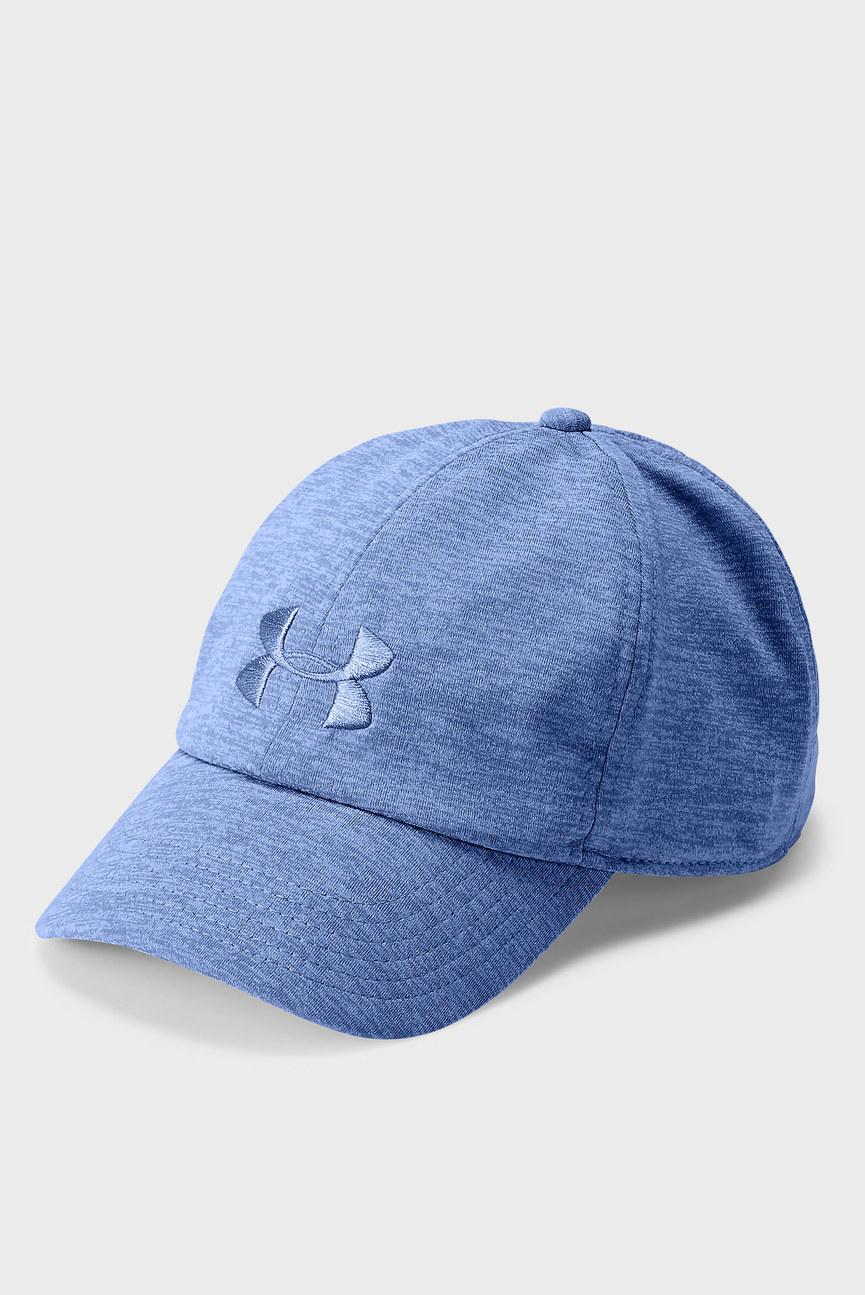 Женская синяя кепка UA Twisted Renegade Cap