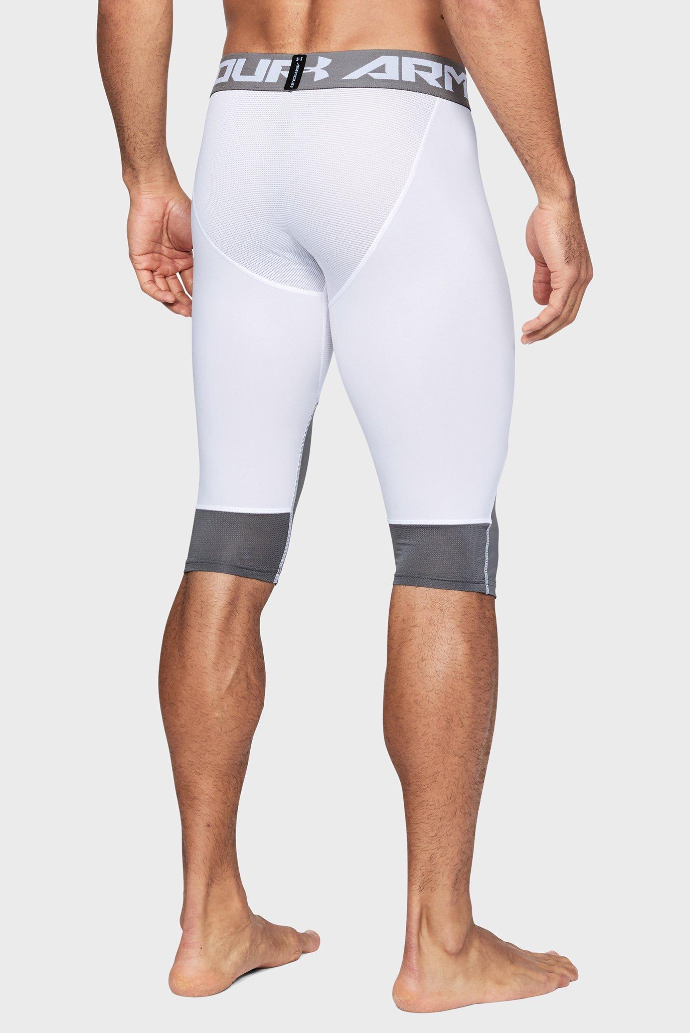 Купить Мужские белые тайтсы UA Select Knee Tight Under Armour Under Armour 1309846-100 – Киев, Украина. Цены в интернет магазине MD Fashion