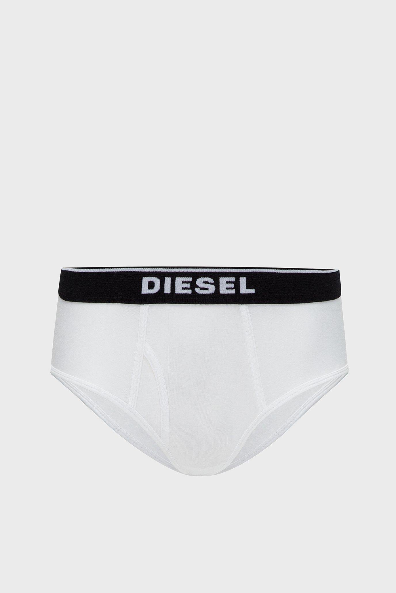 Купить Женские белые трусики Diesel Diesel 00SEX1 0EAUF – Киев, Украина.  Цены в интернет магазине MD Fashion ff8fe6fde67