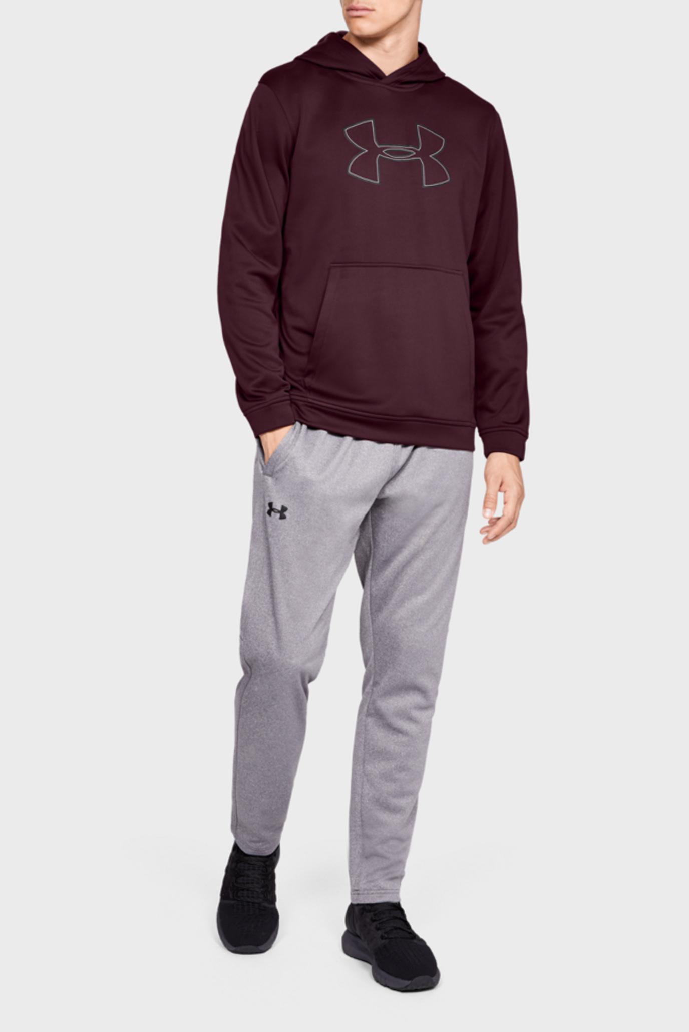 Купить Мужское бордовое худи PERFORMANCE FLEECE GRAPHIC HOODY Under Armour Under Armour 1329743-600 – Киев, Украина. Цены в интернет магазине MD Fashion