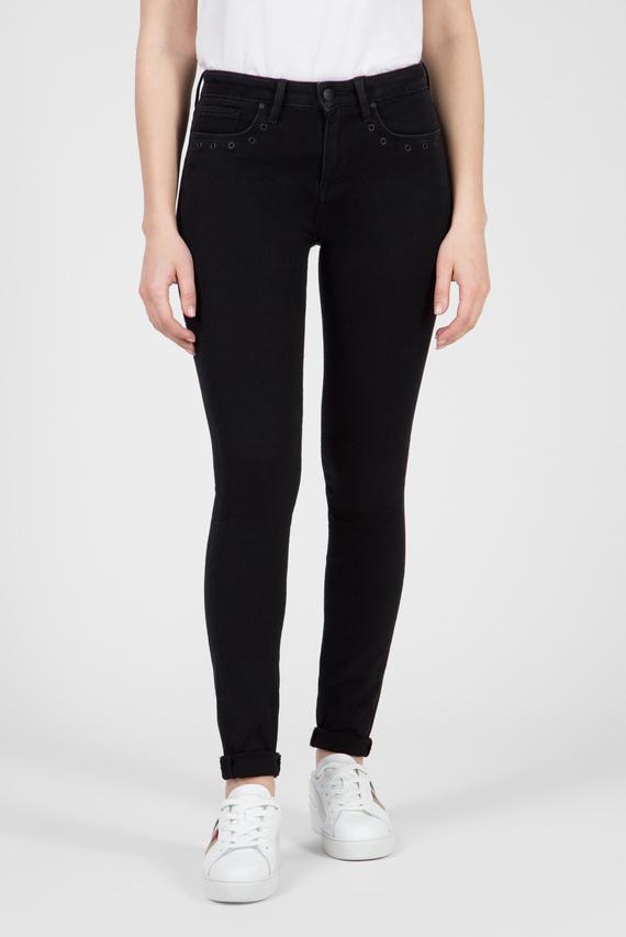 Женские черные джинсы COMO RW PEGASUS