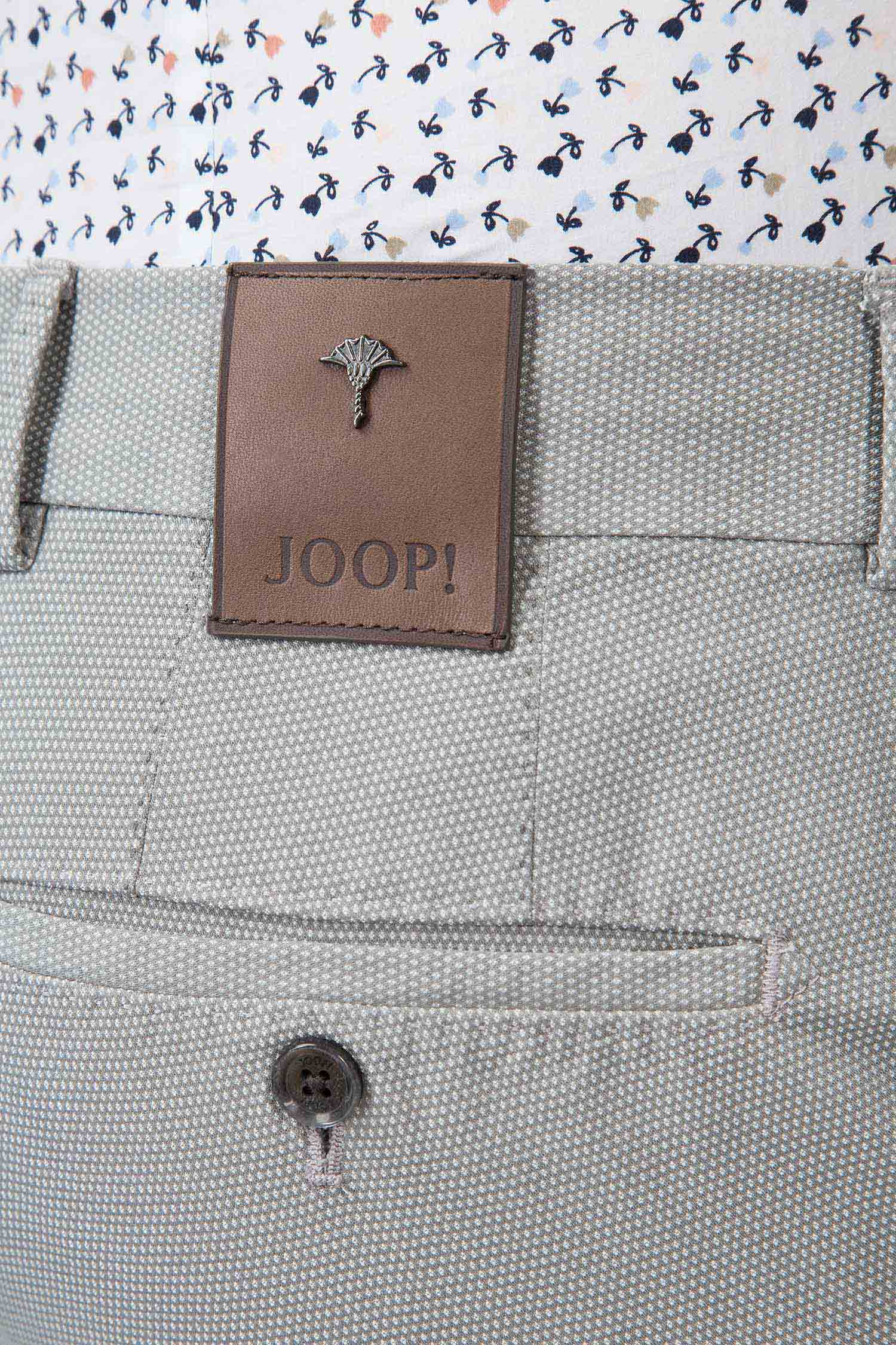 Мужские серые чиносы Joop