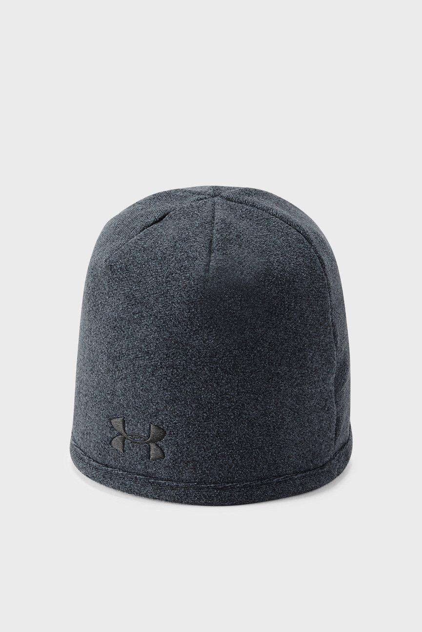 Мужская черная шапка Men's Survivor Fleece Beanie
