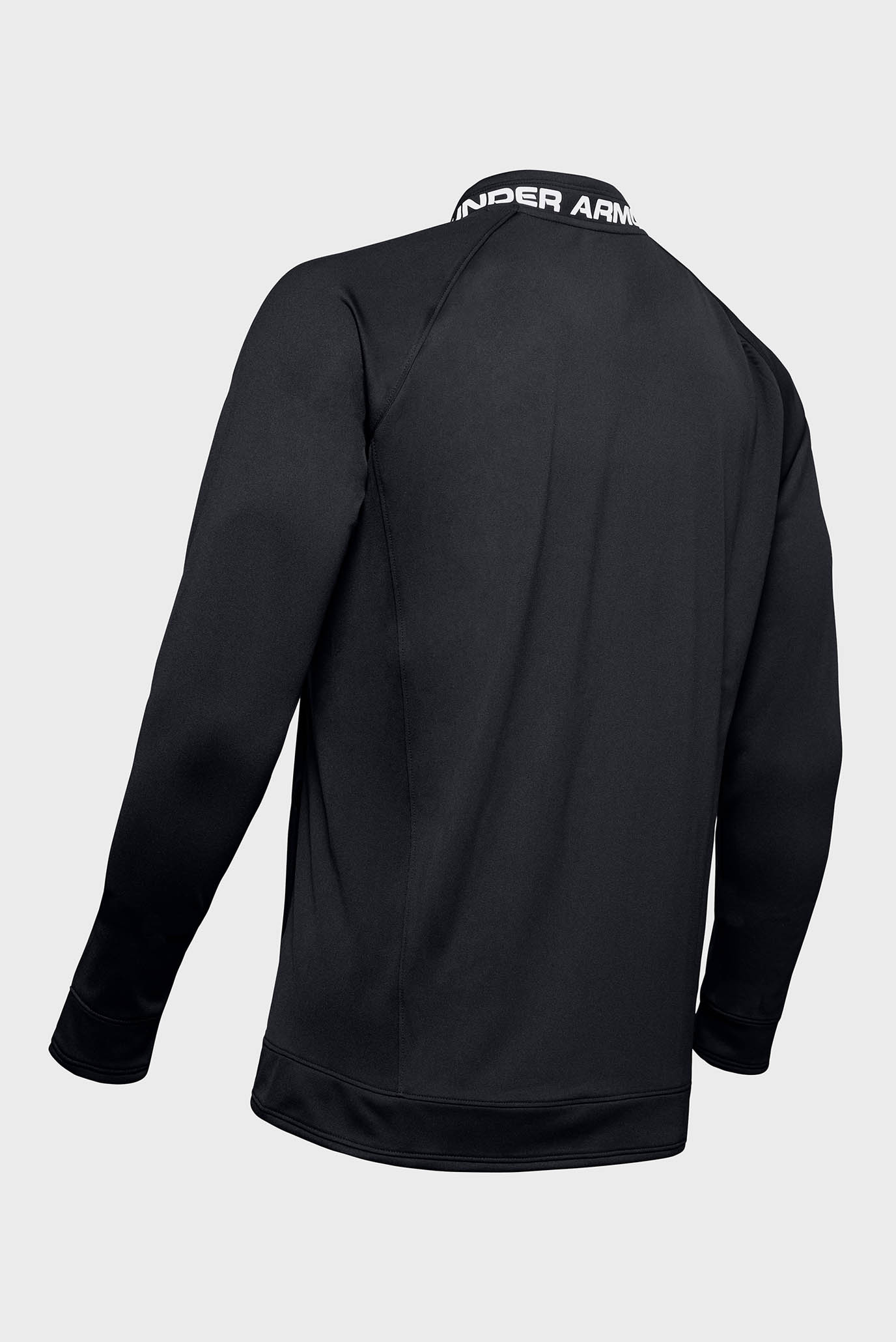 Мужская черная спортивная кофта Challenger III Jacket Under Armour