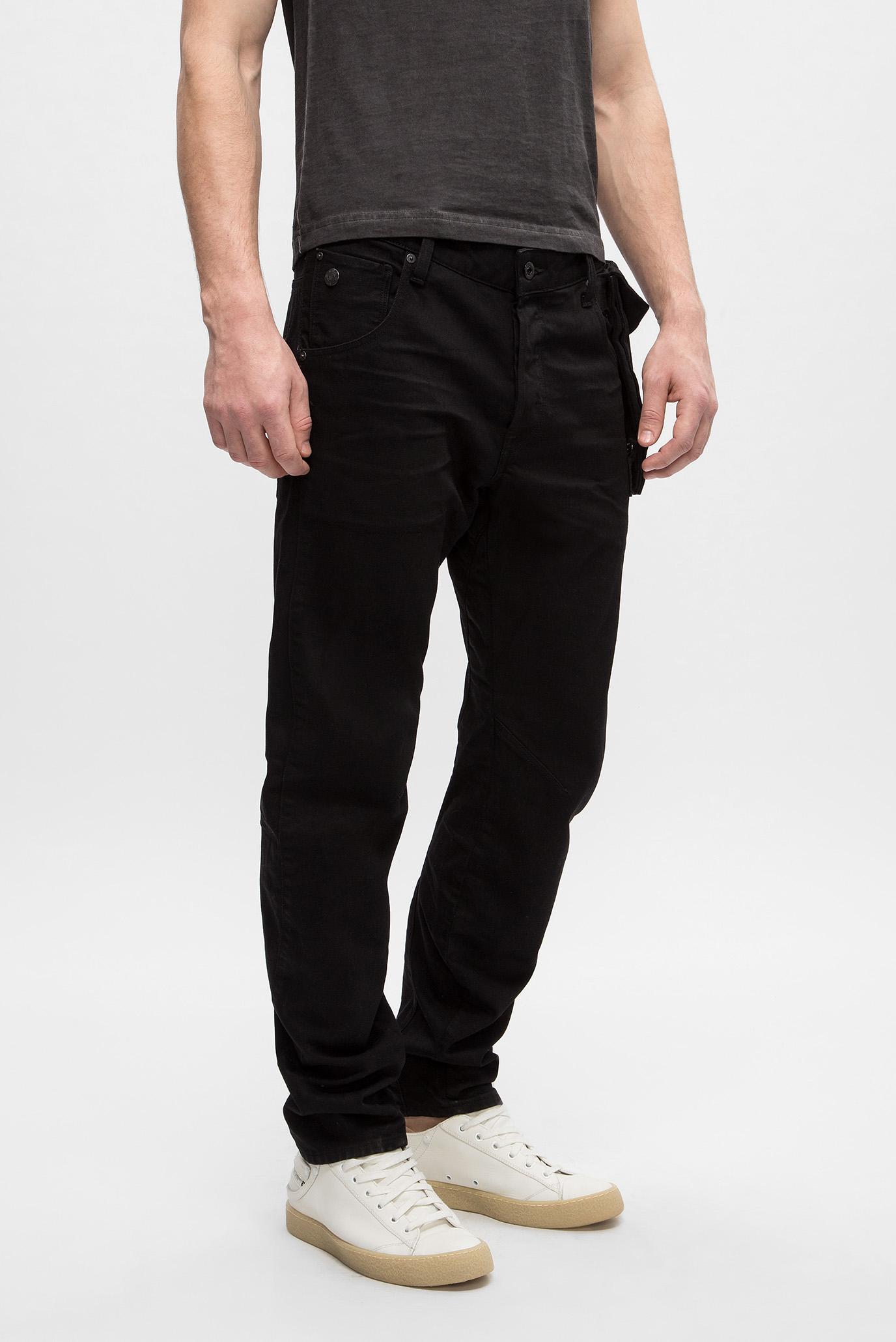 Купить Мужские черные джинсы Type C 3D Straight aux G-Star RAW G-Star RAW D06834,9409 – Киев, Украина. Цены в интернет магазине MD Fashion