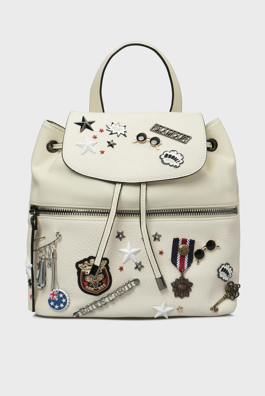 Женский бежевый рюкзак ARMY