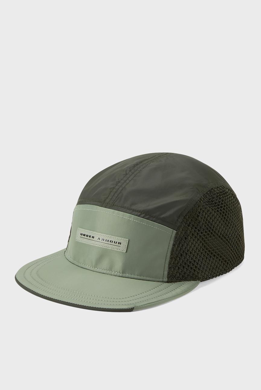 Мужская оливковая кепка Redline One Panel Cap