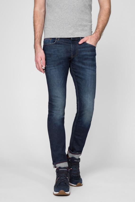 Мужские синие джинсы EXTRA SLIM LAYTON PSTR LOGA