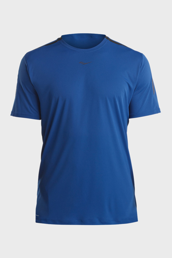 Мужская синяя футболка UV LITE SHORT SLEEVE