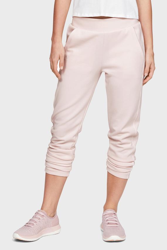 Женские розовые спортивные брюки DOUBLE KNIT TRACK